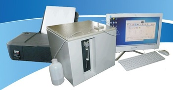 Fully automatic fatty acid value tester